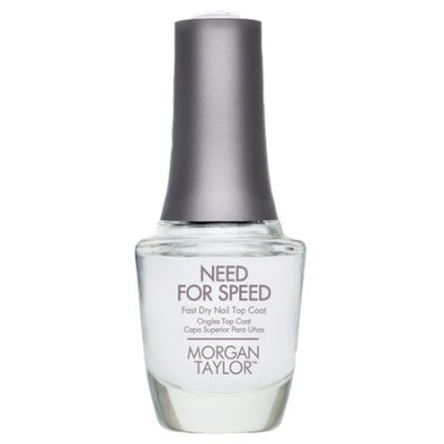 Lac de unghii -top coat NEED FOR SPEED uscare rapidă) 15 ml