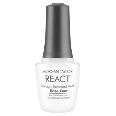 React -lac de unghii Base Coat (aderență mare)