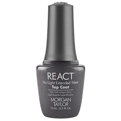 React - lac de unghii Top Coat