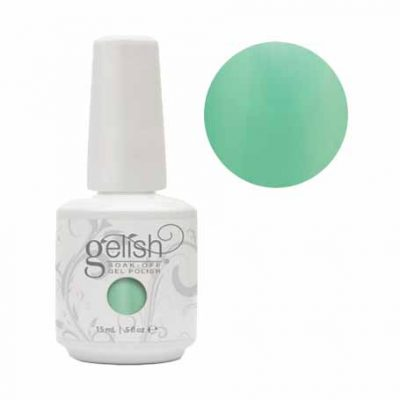 "Gel Soak Off GELISH "" A Mint Of Spring"" Colectia Love In Bloom"