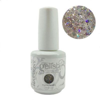 Gel Soak Off GELISH Kick Off The New Year - Gold & Silver Glitter