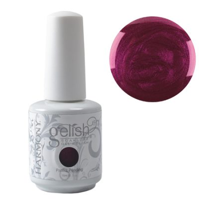 Gel Soak Off GELISH Berry Buttoned Up
