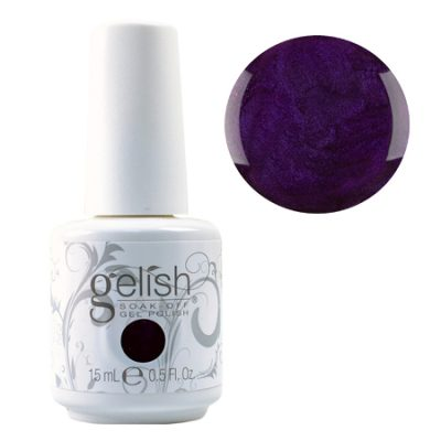 Gel Soak Off GELISH Call Me Jill Frost - Deep Purple
