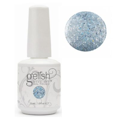 Gel Soak Off GELISH IF THE SLIPPER FITS - LIGHT BLUE