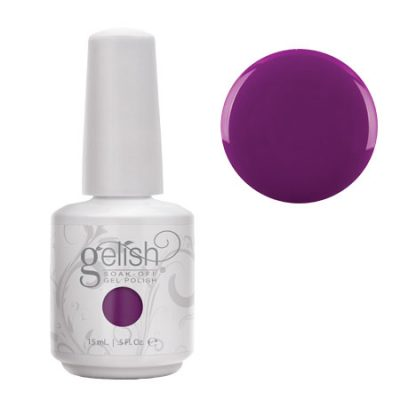 Gel Soak Off GELISH TAHITI HOTTIE