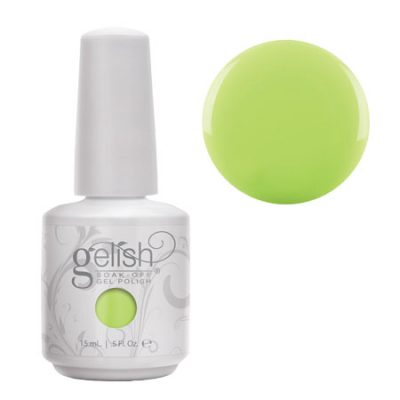 Gel Soak Off GELISH LIME ALL THE TIME - LIME GREEN