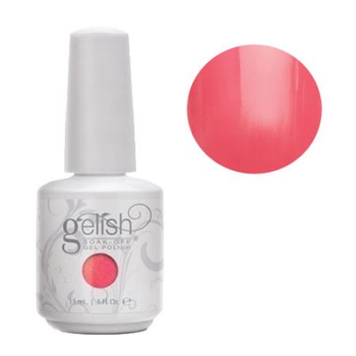 Gel Soak Off GELISH PASSION - PINK CORAL