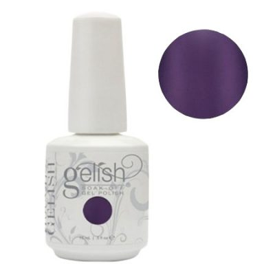 Gel Soak Off GELISH COCKTAIL PARTY DRAMA - DEEP PURP
