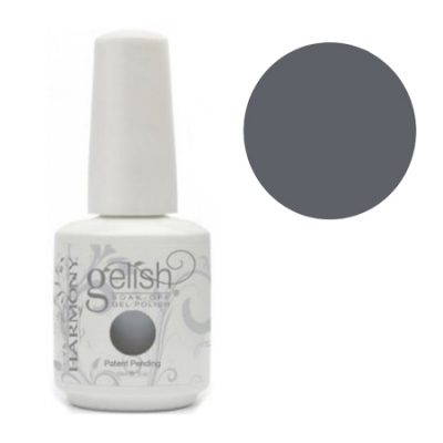 Gel Soak Off GELISH FASHION WEEK CHIC - SLATE GREY