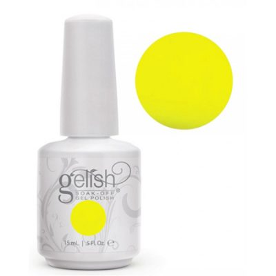 Gel Soak Off GELISH COCO CABANA BANANA - YELLOW