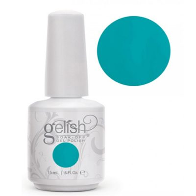 Gel Soak Off GELISH GARDEN TEAL PARTY - TEAL