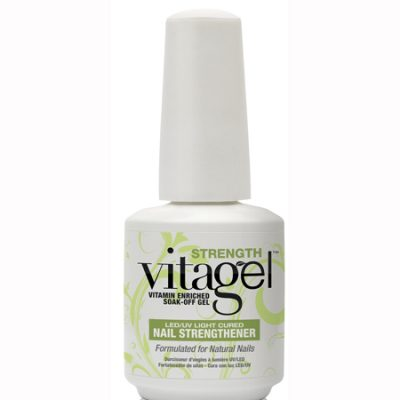 VITAGEL Strength GELISH - Formulated To Maintain Natural Nails