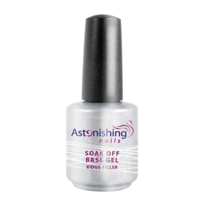 base gel ridge filler Soak Off Astonisging nails 15 ml