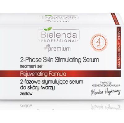 SET seruri 2 faze stimulare activa a pielii Bielenda Professional